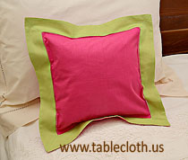 baby square pillow sham, 12 inches baby pillow shams. color baby pillow shams