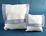 lavender color baby envelope pillows, baby pillows, envelope pillows, color envelope pillows