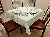 54 Inches Square Tablecloth