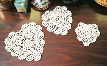 Filet Crochet Name Doily - Instructables.com